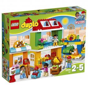 Կոնստուկտոր 10836 DUPLO Քաղաքային հրապարակ LEGO
