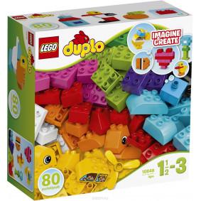 Կոնստուկտոր 10848 DUPLO Իմ առաջին խորանարդ LEGO