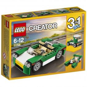 Կոնստրուկտոր 31056 Creator Կանաչ Կաբրիոլետ LEGO