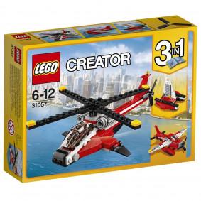 Կոնստրուկտոր 31057 Creator Ուղղաթիռ կարմիր LEGO