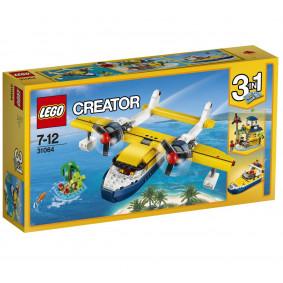 Կոնստրուկտոր 31064 Արկածներ կղզիներում LEGO