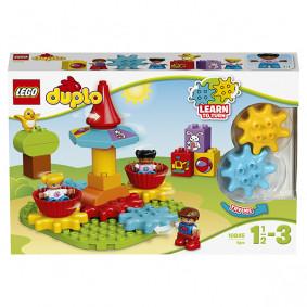 Կոնստրուկտոր 10845 DUPLO Իմ առաջին կարուսել LEGO