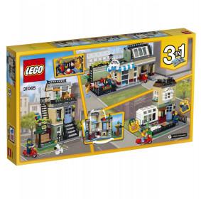Կոնստրուկտոր 31065 Creator Տնակ արվարձանում LEGO
