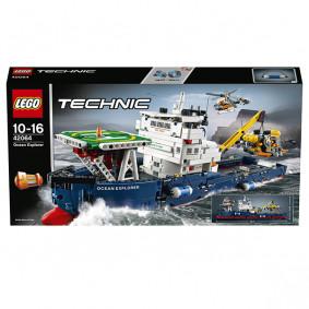 Կոնստրուկտոր 42064 Technic LEGO