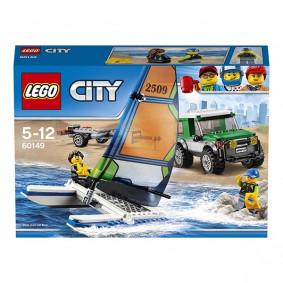 Կոնստրուկտոր 60149 City Great Vehicles LEGO
