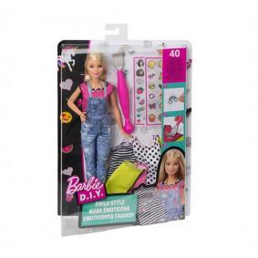 Barbie D.I.Y. Emoji Style | DYN93