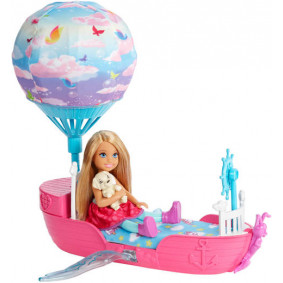 Barbie Dreamtopia Magical Dreamboat | DWP59