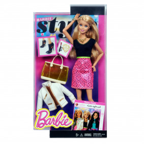 "Кукла Барби ""Гламурная ночь"" Barbie CLL33"