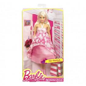 Цветочные платья Барби Mattel BFW17