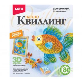 Պաննո / ներկում/  Квл-018 Կվիլլինգ LORI
