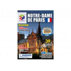 Փազլ B668-6 Notre Dame de Paris 3D
