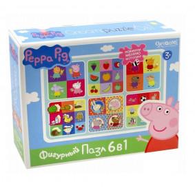 Փազլ 01567 Peppa Pig