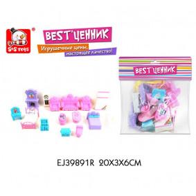 Խաղալիք կահույքի հավաքածու 100075123