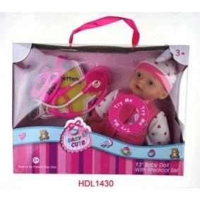 Տիկնիկ HDL1430 Պուպս