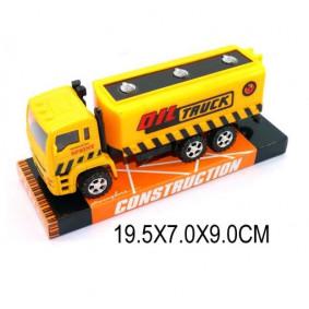 Խաղալիք Մեքենա GS102 Բեռնատար-ցիստերն, իներցիոն