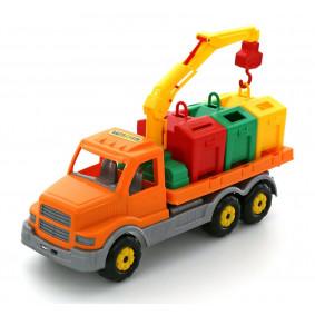 Խաղալիք Մեքենա 44280 Ստալկեր կոնտեյներատար