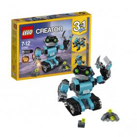Կոնստրուկտոր 31062 Ռոբոտ-հետազոտող LEGO