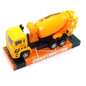 Խաղալիք մեքենա GS103A Բեռնատար-բետոնախառնիչ