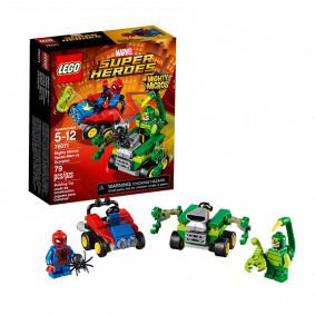 Կոնստրուկտոր 76071 Սարդ մարդն ընդդեմ Կարիճի LEGO