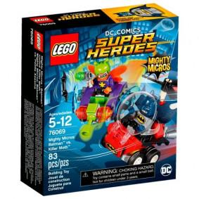Կոնստրուկտոր 76069 Super Heroes Բեթմեն LEGO