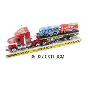 Խաղալիք Մեքենա ZQ586-2 Ավտոփոխադրող, իներցիոն