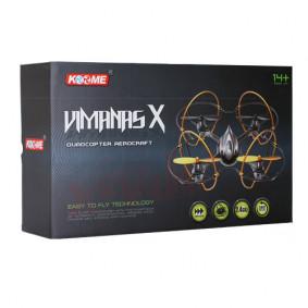 Junfa Toys Կվադրոկոպտեր Vimanas X 4606207157576