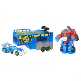 Խաղալիք Տրանսֆորմեր B5584 PLAYSKOOL HEROES
