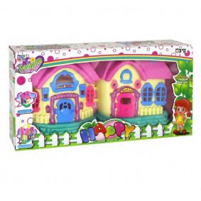 Խաղալիք Տուն 100038078 տուփում 2 հատ