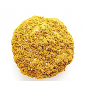Ավազ Լեպա Արծաթի փայլ 0.5կգ (դեղին ավազ)