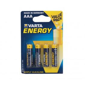 Էլեմենտ Varta Energy AAA