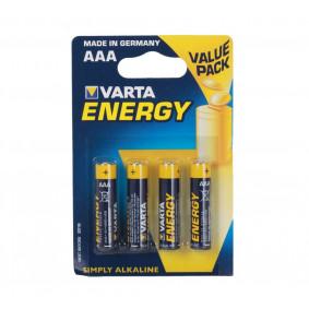 Էլեմենտ Varta Energy AAA 4հատ