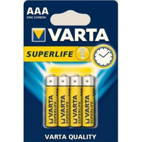 Էլեմենտ Varta SUPERLIFE AAA 4