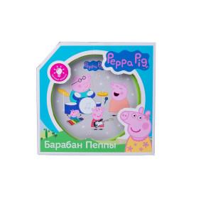 Պեպպայի թմբուկը 30568 լույսով և ձայնով Peppa Pig