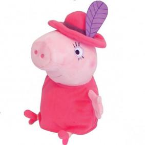 Փափուկ խաղալիք 29625 Գլխարկով մաման, 30 սմ