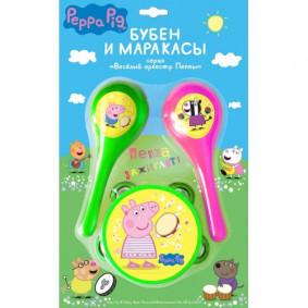 Խաղալիքների հավաքածու ТМ Peppa Pig 30569