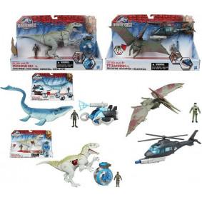 Набор B1423 боевой Динозавров Мира Юрского Периода в ассорт. JUR