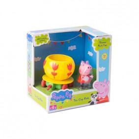 Խաղ. հավաքածու Սայլակ Չաշկա Peppa Pig 30398
