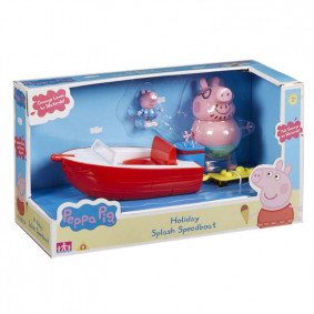 Խաղային հավաքածու Մոտորանավակ  Peppa Pig 30629
