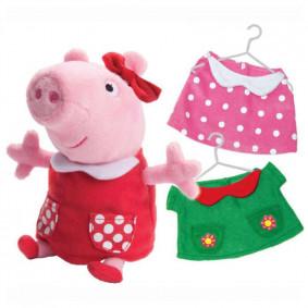 Փափուկ խաղալիք Նորաձև Պոնի 20սմ Peppa Pig