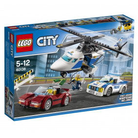 Կոնստրուկտոր 60138 City Police LEGO