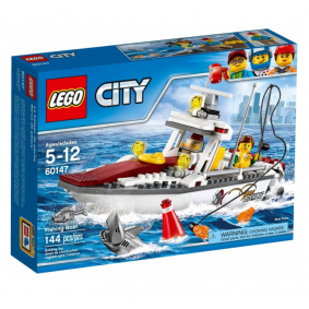 Կոնստրուկտոր 60147 City Great Vehicles Նավակ