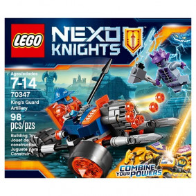 Կոնստրուկտոր 70347 Nexo Knights LEGO