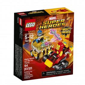 Կոնստրուկտոր 76072 Երկաթե մարդն ընդդեմ Տանոսի LEGO