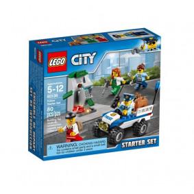 Կոնստրուկտոր 60136 City Police LEGO