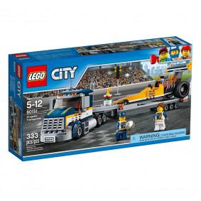 Կոնստրուկտոր 60151 City Great Vehicles