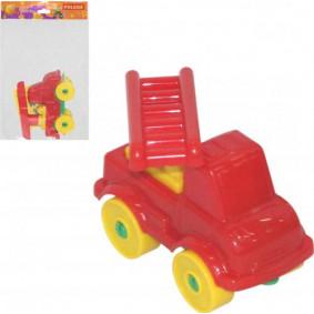 Կոնստրուկտոր - Հրշեջ մեքենա (8 էլեմենտ)