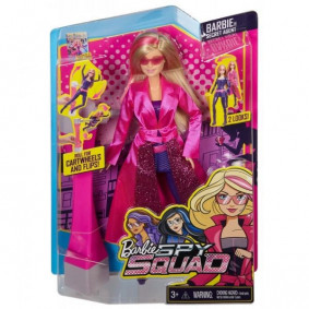 Кукла секретный агент Barbie DHF17