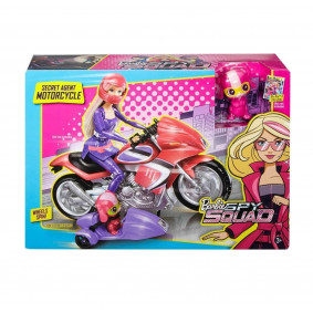 "Мотоцикл Barbie ""Шпионская история"" DHF21"