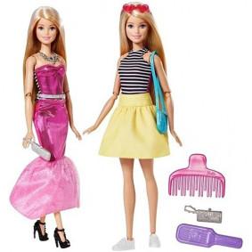 Кукла Barbie Модная трансформация DMB30