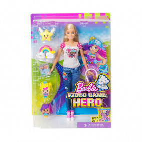 Barbie DTV96 Video Game Hero Doll